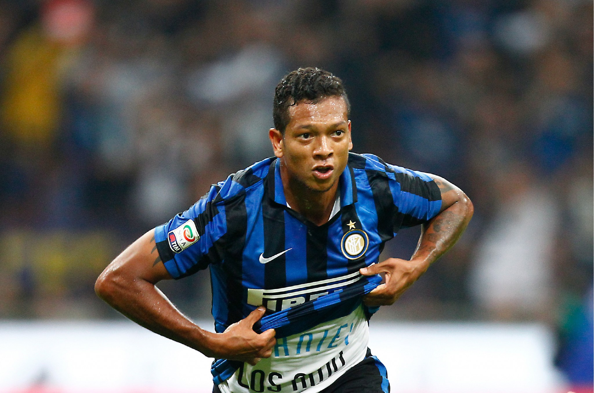 Guarin decides the Derby della Madonnina