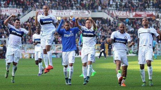 L'Inter espugna Torino